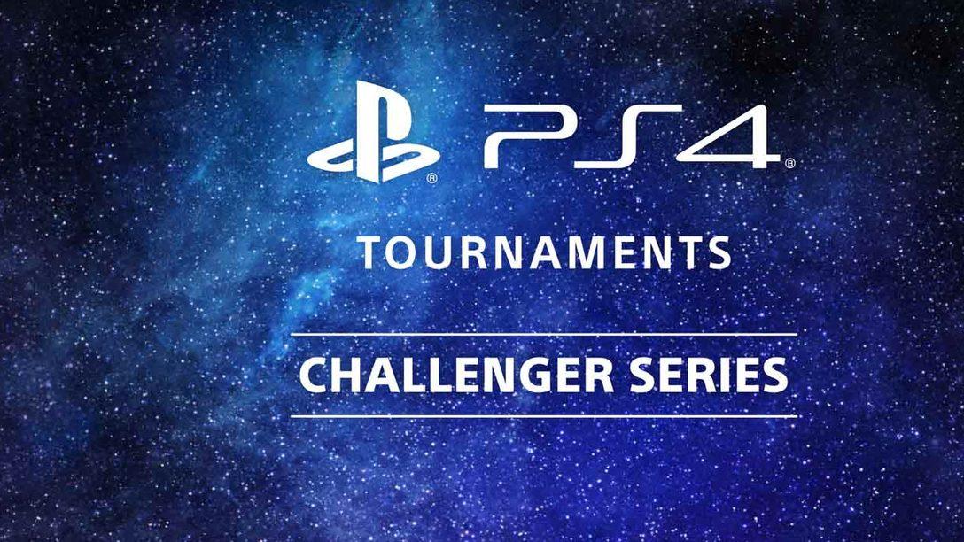 Представляем турниры на PS4: соревнования начинаются уже на этой неделе