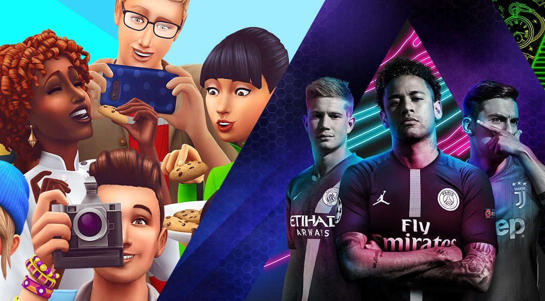 Начинается новая распродажа в PlayStation Store — скидки до 70% на игры Electronic Arts