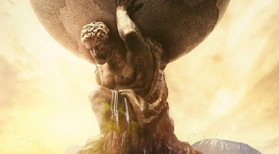 Пошаговая стратегия Civilization VI появится на PS4 в ноябре