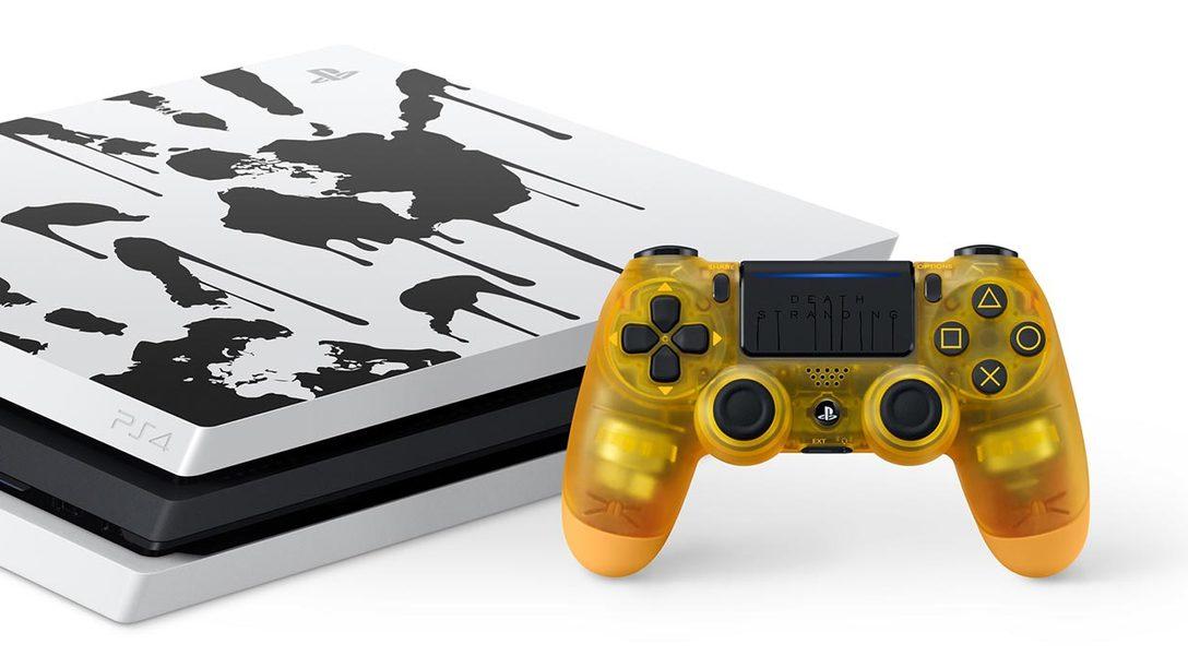 Выиграйте лимитированную PS4 Pro и постер с автографом Хидео Кодзимы