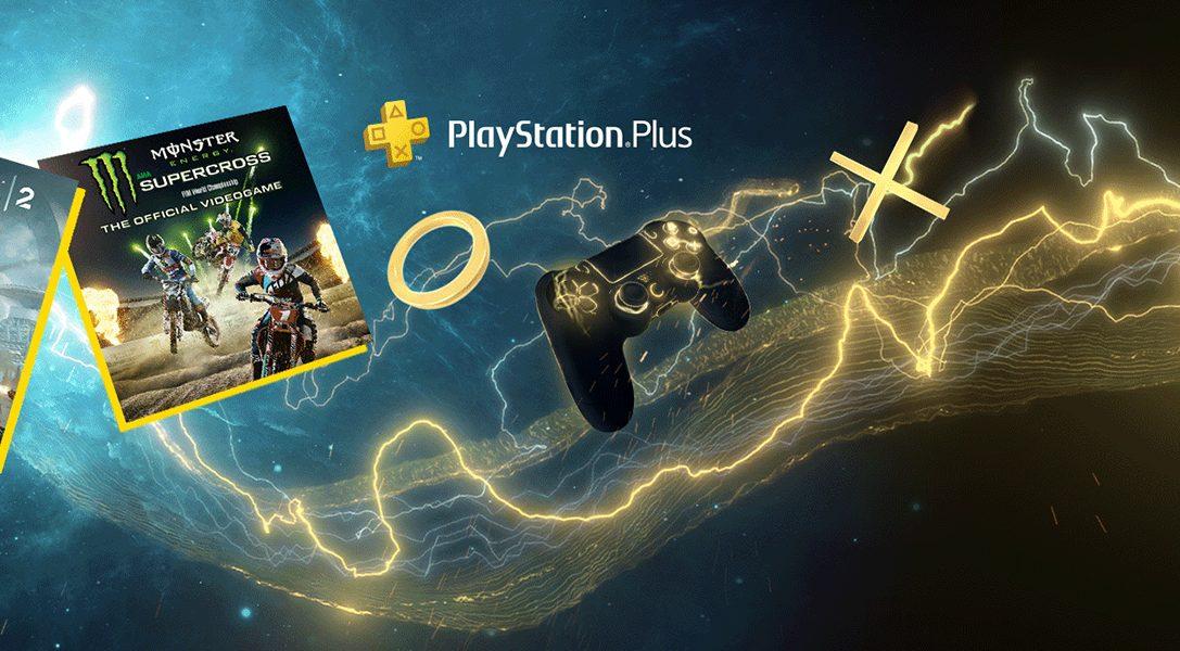Декабрь в PlayStation Plus: Titanfall 2 и Monster Energy Supercross