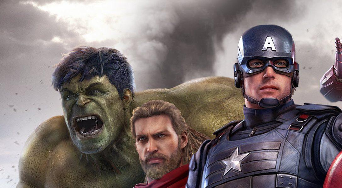 «Мстители Marvel»: особые издания, бонусы за предзаказ и другие сюрпризы для PS4