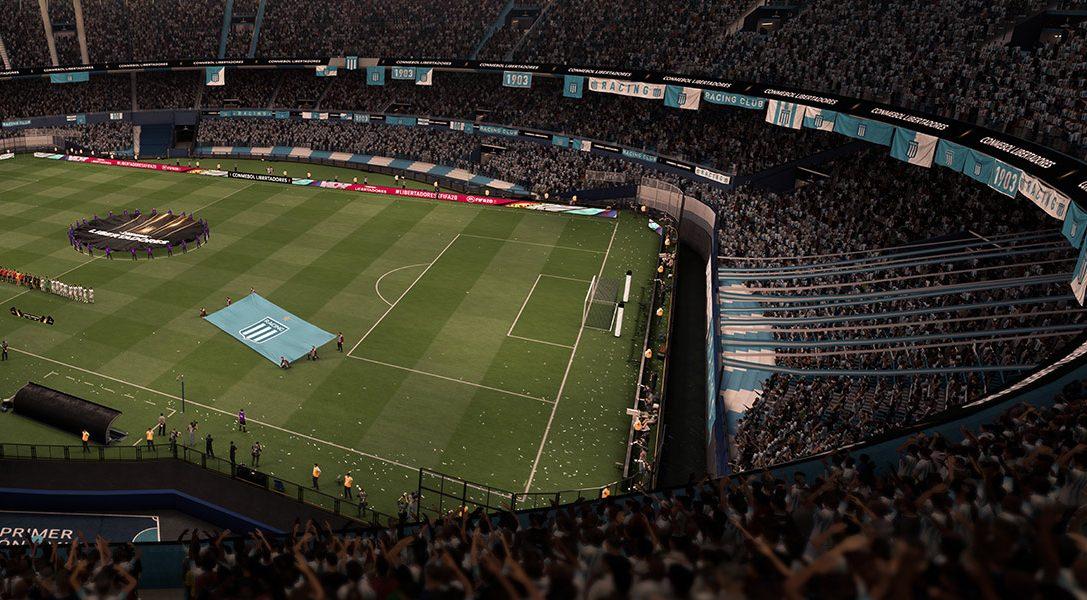 Обновление «Кубок Либертадорес» для FIFA 20 выйдет в следующем месяце