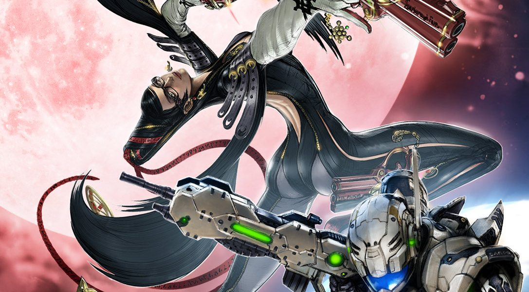 Комплект Bayonetta & Vanquish 10th Anniversary уже доступен на PlayStation 4