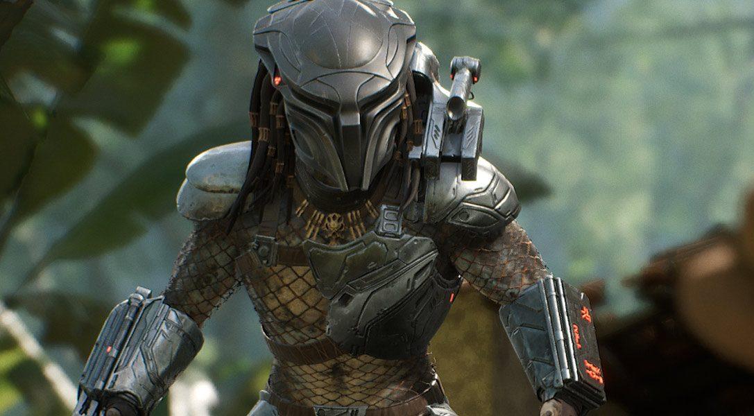Курс молодого бойца для пробной версии игры Predator: Hunting Grounds