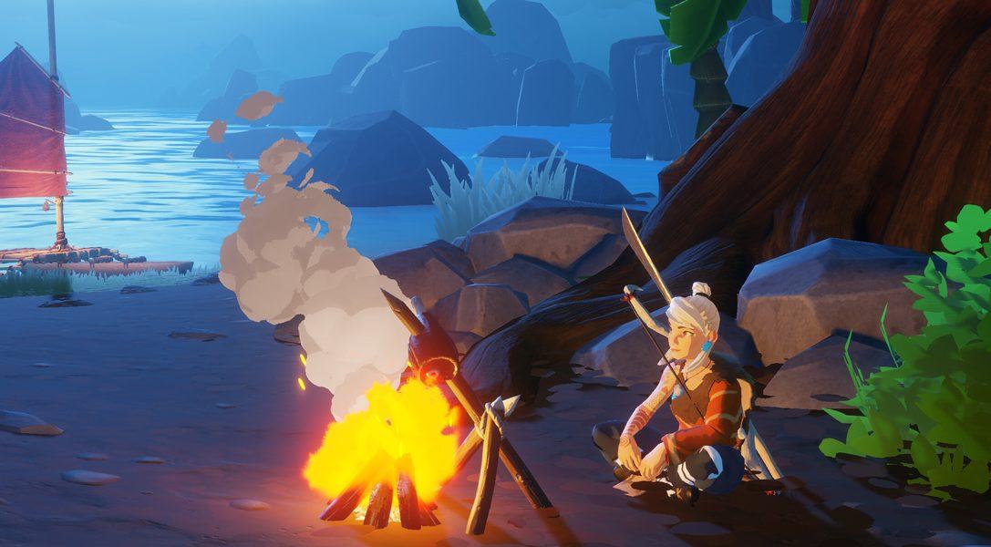 Приключенческая игра на выживание Windbound ворвется на PS4 в третьем квартале 2020 года