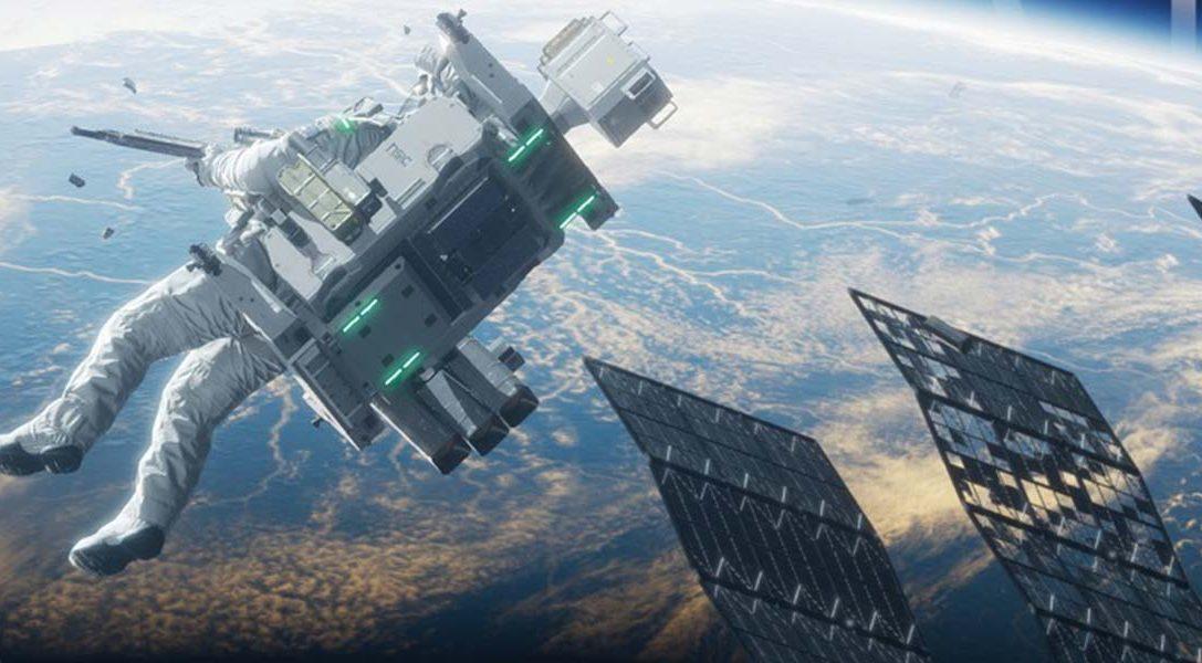 Космический шутер от первого лица Boundary выйдет на PS4 в 2020 году