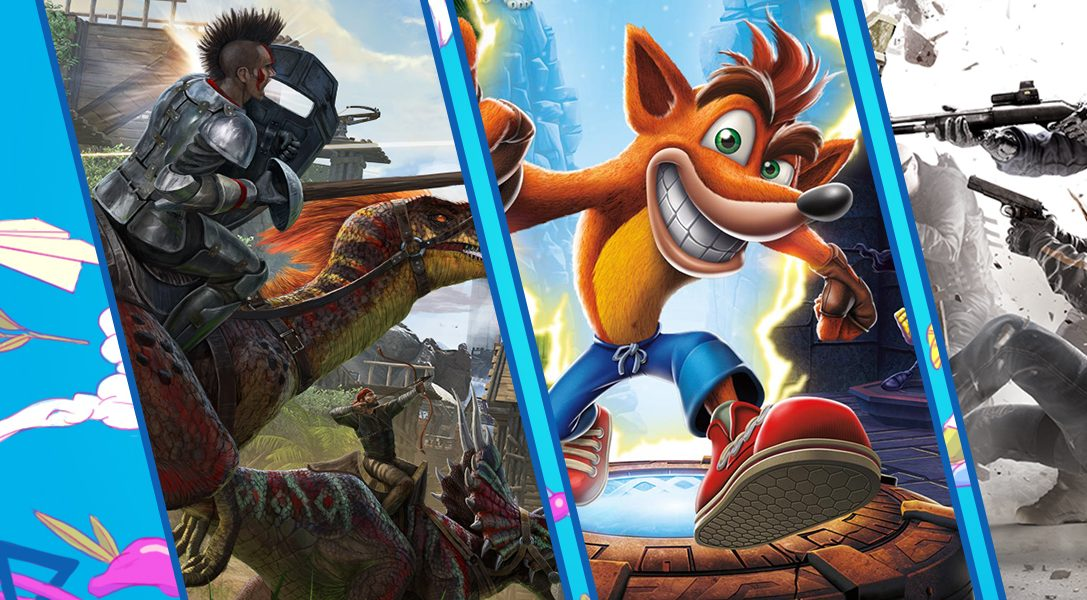 С сегодняшнего дня к весенней распродаже в PlayStation Store присоединяется еще больше игр