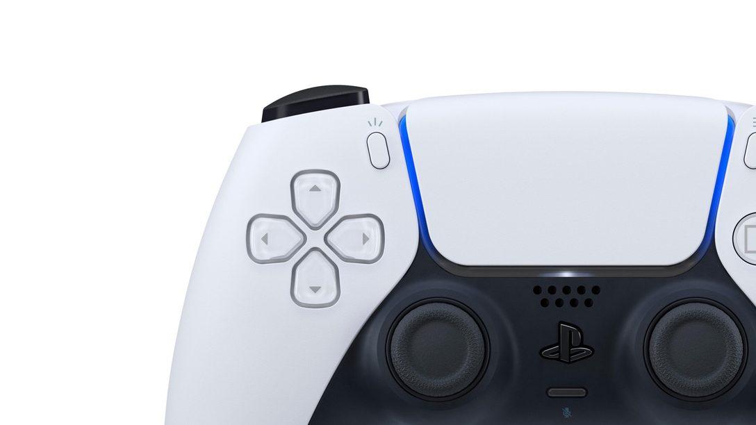 Представляем DualSense — новый беспроводной контроллер для PlayStation 5
