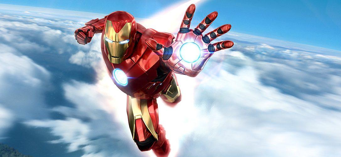 Станьте Бронированным Мстителем и загрузите бесплатную демоверсию игре Marvel's Iron Man VR прямо сейчас