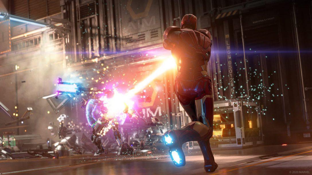«Мстители Marvel» можно будет бесплатно обновить до улучшенной версии для PS5