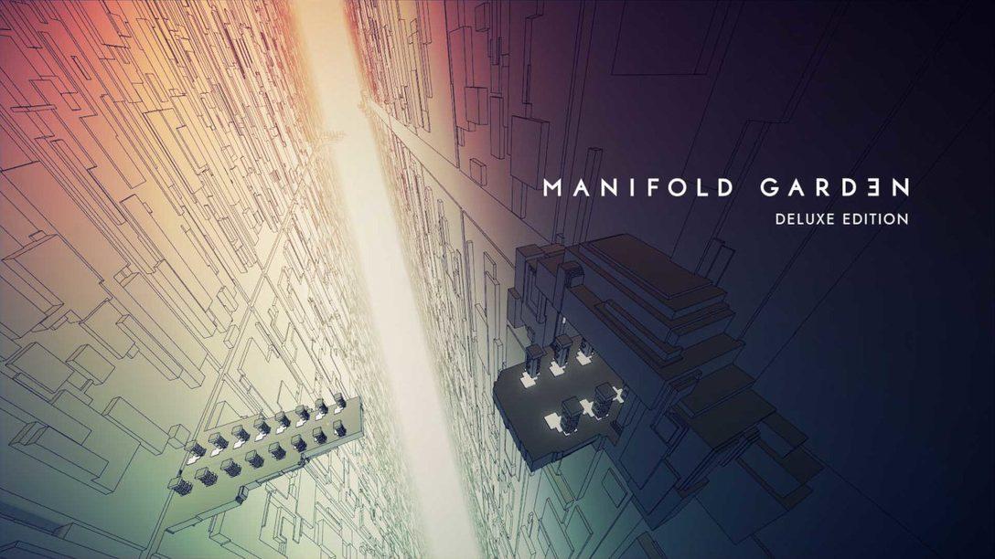 Сегодня, спустя почти восемь лет, Manifold Garden наконец-то выходит на PS4