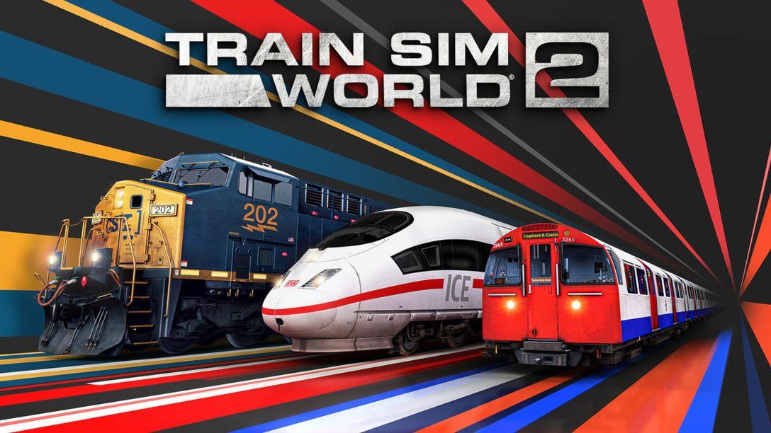 Train Sim World 2 прибывает на платформу PlayStation