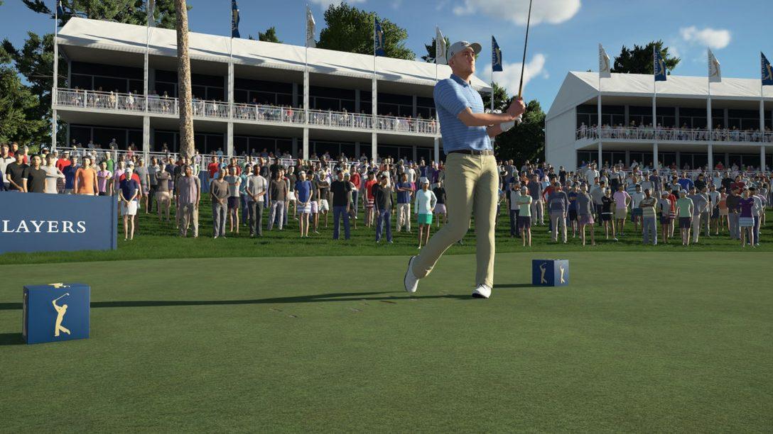 10 самых-самых функций и улучшений PGA Tour 2K21