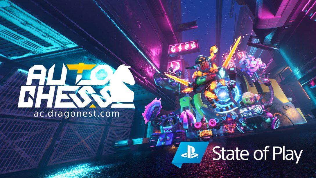 Auto Chess выйдет на PlayStation 4 4 октября 2020 года