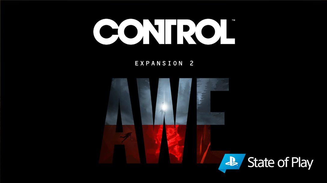 Расширение AWE для Control прольет свет на новые тайны 27 августа