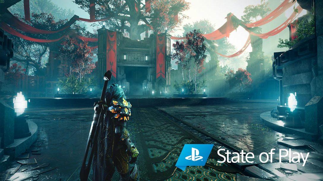 Как разрабатывалась напряженная боевая система Godfall для PS5