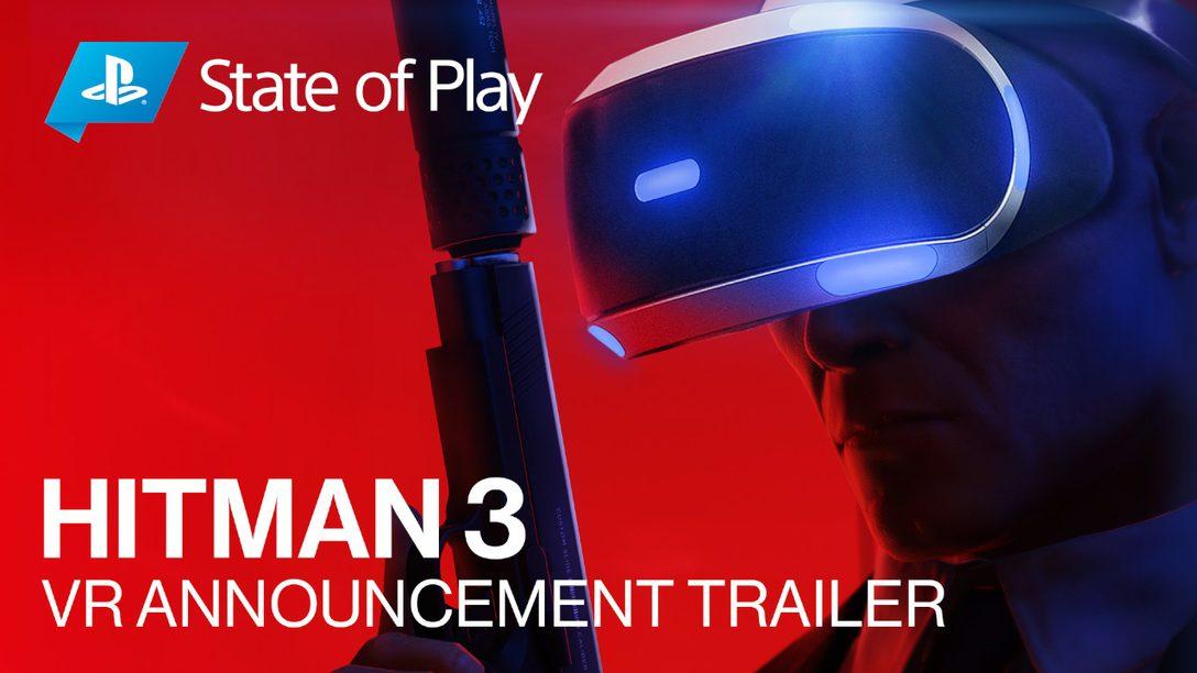 HITMAN 3 выйдет в январе 2021 года – игра будет иметь поддержку виртуальной реальности