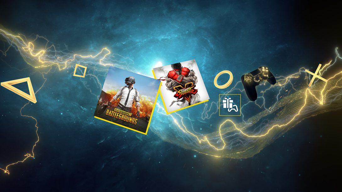 Стали известны игры PS Plus в сентябре