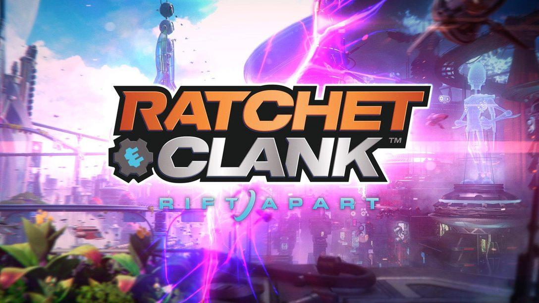 Расширенный ролик игрового процесса «Ratchet & Clank: Сквозь миры»