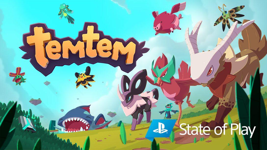 Temtem, которая выйдет на PS5 в 2021 году, изменит ваше представление о жанре игр про ловлю существ
