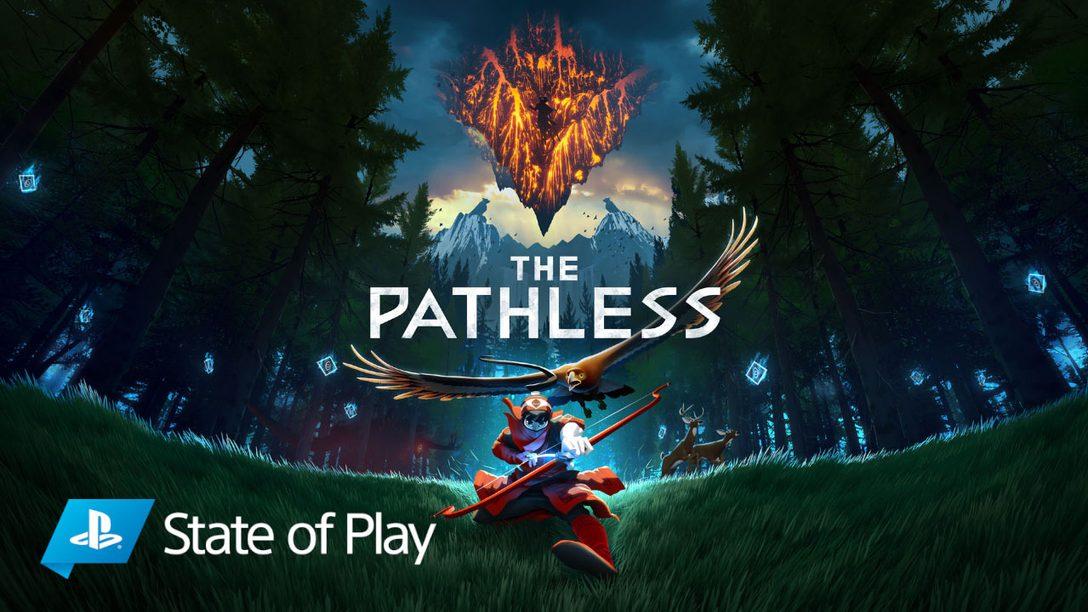 The Pathless: подробности игрового процесса этого непривычного приключения в открытом мире