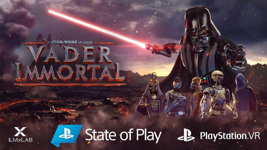 Vader Immortal: A Star Wars VR Series выйдет на PSVR