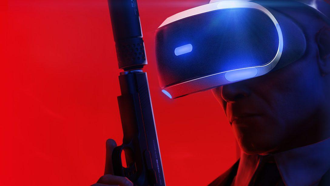 Четыре уникальных приема, при помощи которых режим PS VR для Hitman 3 перенесет вас в мир игры