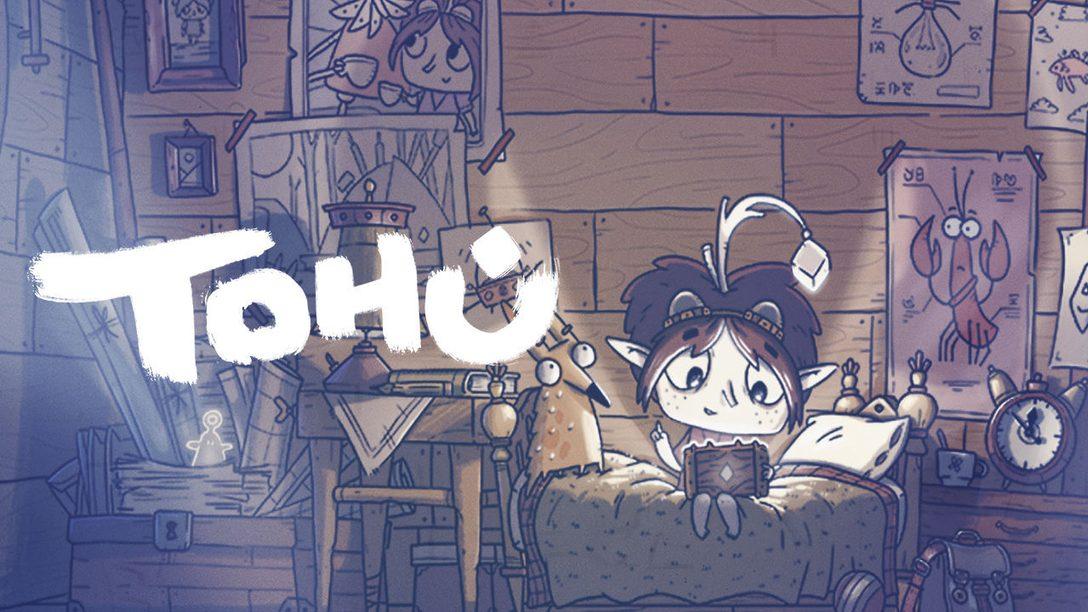7 полезных фактов о новой приключенческой игре Tohu, которая выходит на PS4 в конце этого года