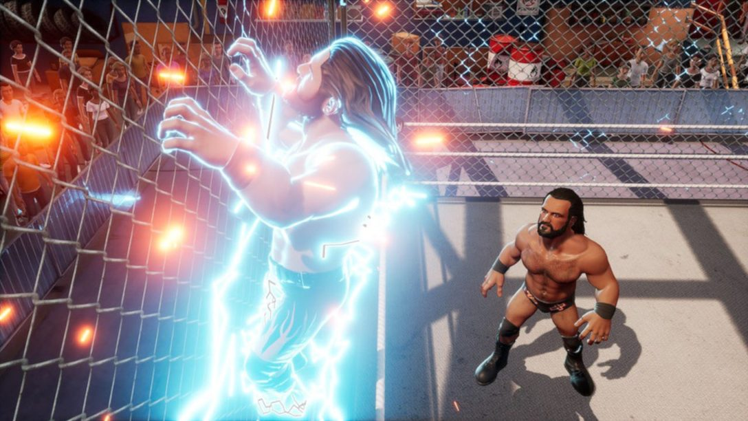 Эти 5 советов помогут вам сражаться в полную силу в WWE 2K Battlegrounds
