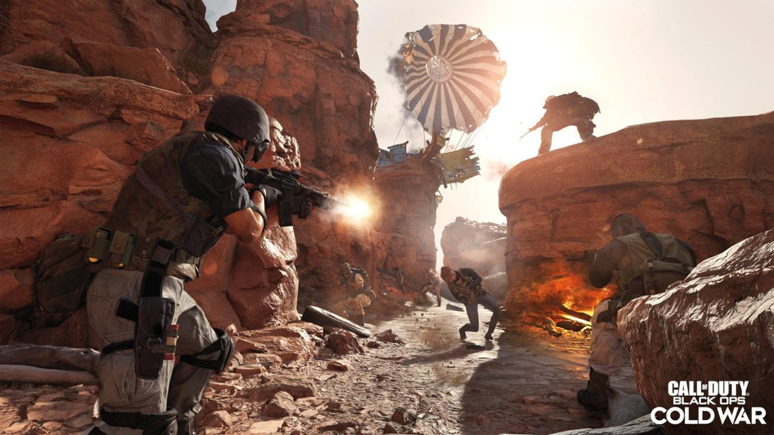 Примите участие в альфа-тестировании игры Call of Duty®: Black Ops Cold War на PlayStation®4 с 18 по 20 сентября