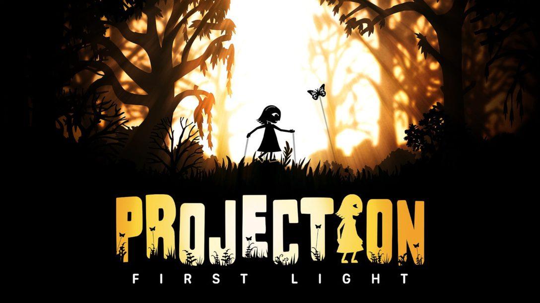 Projection : First Light – от джема до полноценной игры за 5 лет