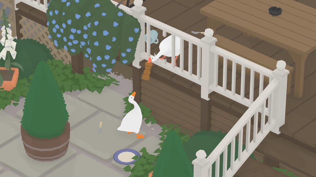 Как студия House House добавила многопользовательский режим в Untitled Goose Game