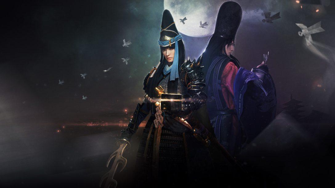 Дополнение Nioh 2 «Столица во тьме»: новые подробности и дата выхода