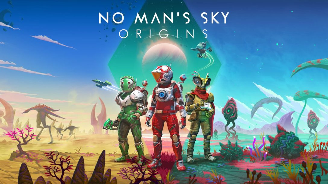 Представляем Origins — свежее обновление для No Man's Sky