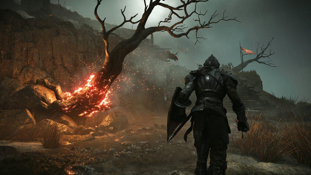 Demon's Souls — первый взгляд на игровой процесс на PS5