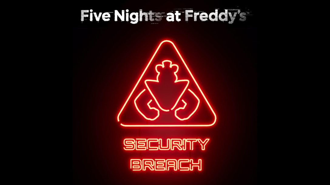 Представляем Five Nights At Freddy's Security Breach для PS5