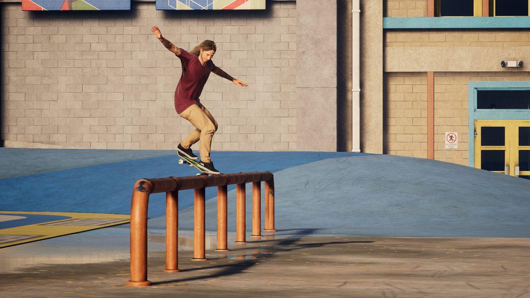 Наследие живо: Tony Hawk's Pro Skater 1 + 2 выходят на PS4