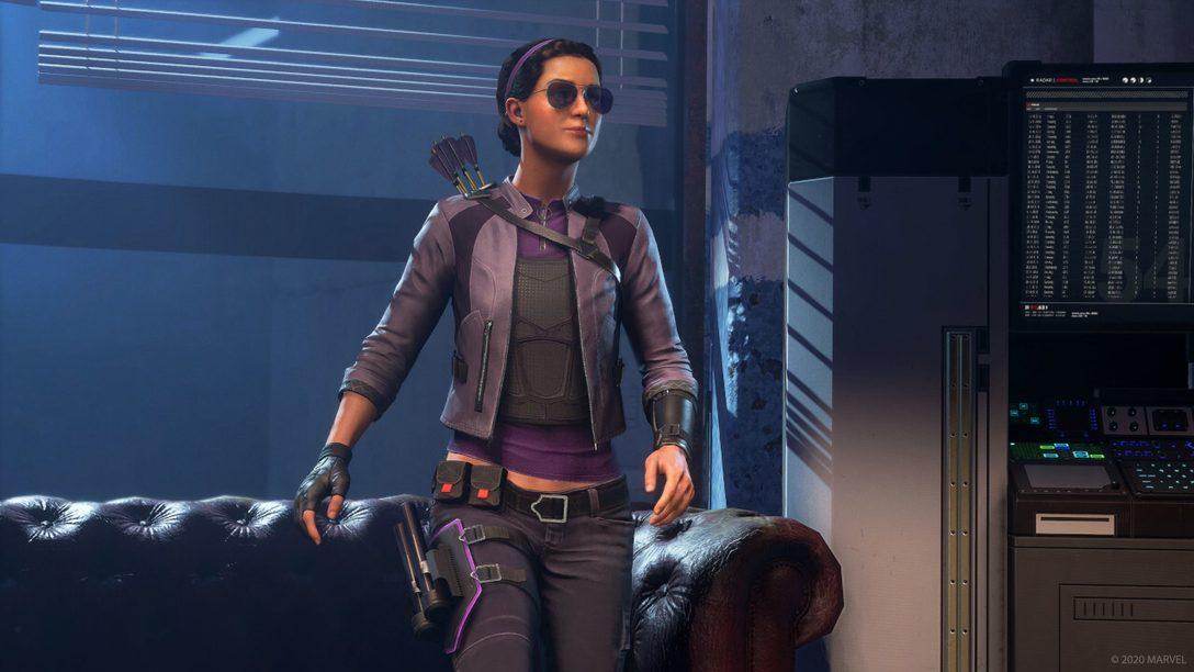 Во время сбора военного совета в честь выхода Marvel's Avengers стало известно, что в игре появится Кейт Бишоп