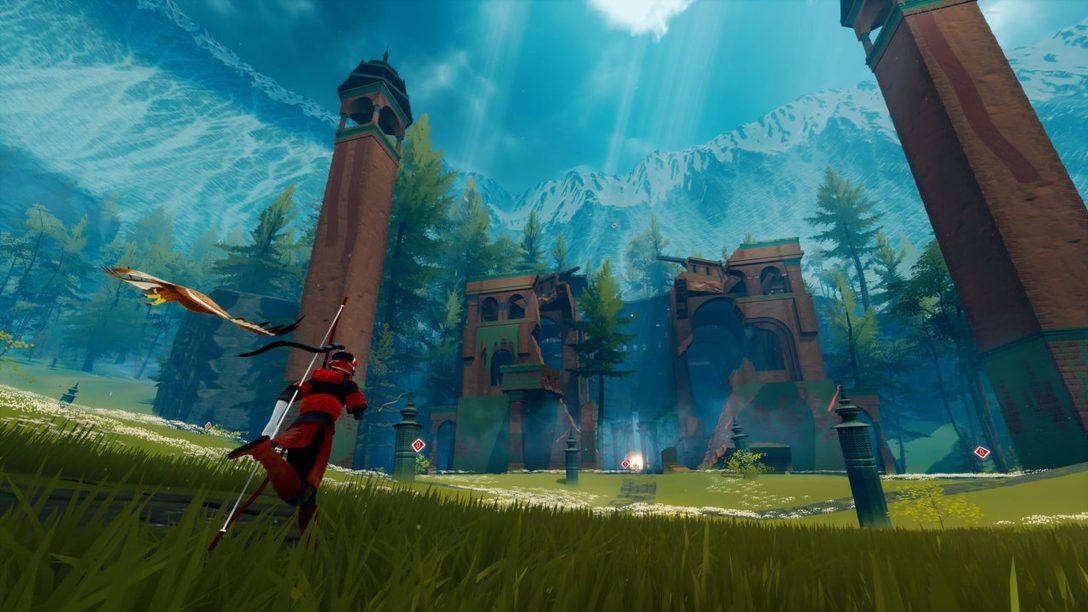 Загадочный необъятный мир The Pathless появится на PlayStation 5 уже 12 ноября