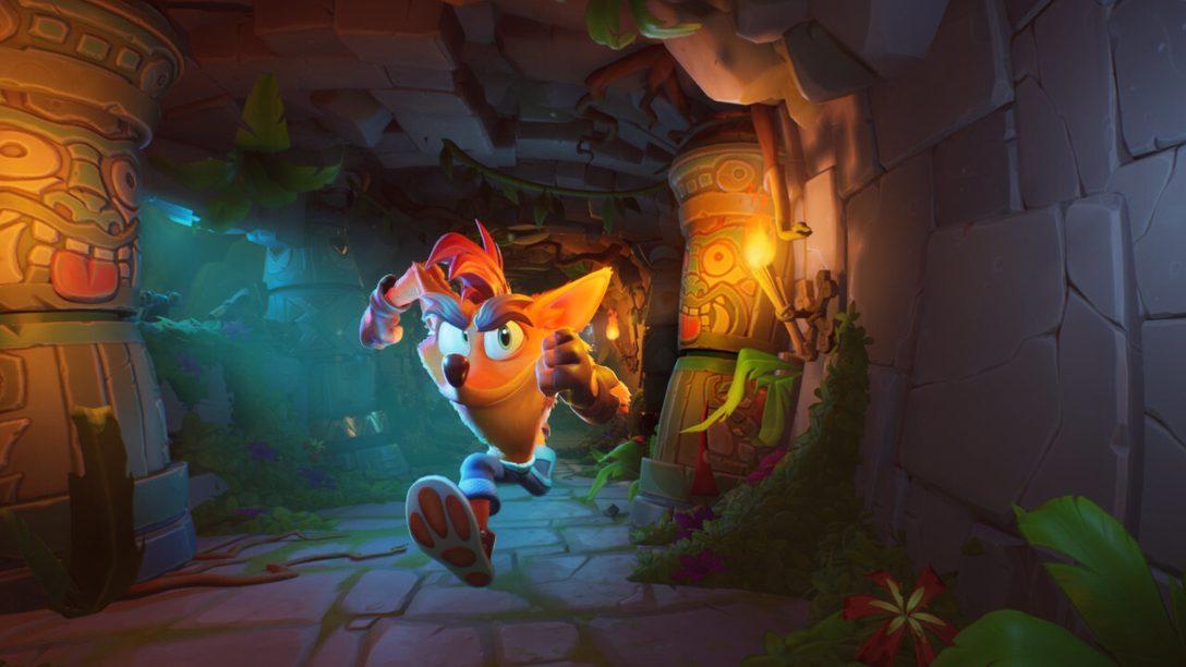 «Crash Bandicoot 4: Это вопрос времени» ворвется на PS4 2 октября