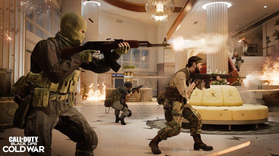 Бета-версия Call of Duty: Black Ops Cold War – все, что необходимо знать