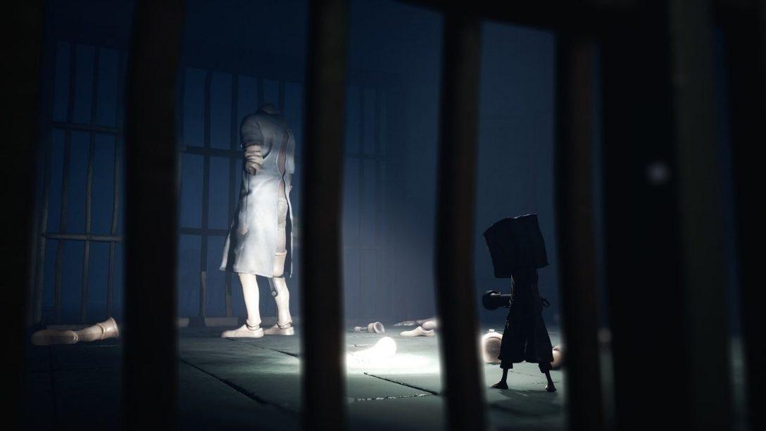 Знакомство с больницей в Little Nightmares II