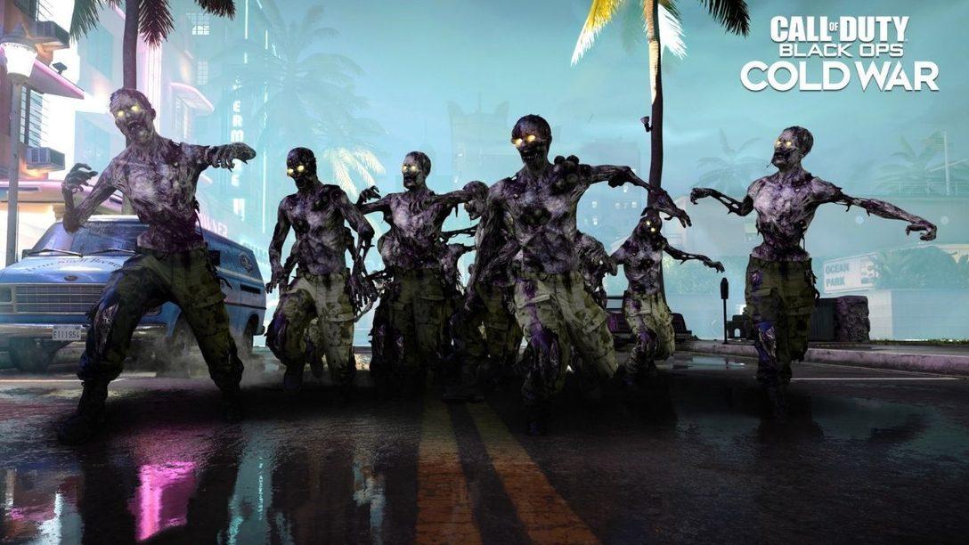 Больше деталей о режиме «Зомби: бойня» в Call of Duty: Black Ops Cold War