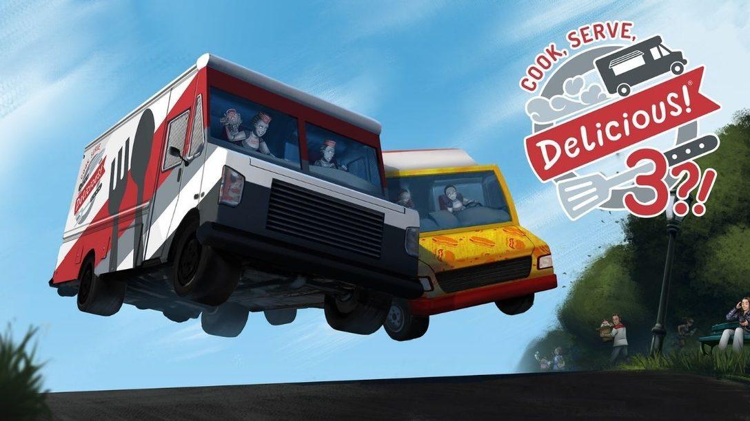 Cook, Serve, Delicious! 3?! выходит на PS4 14 октября