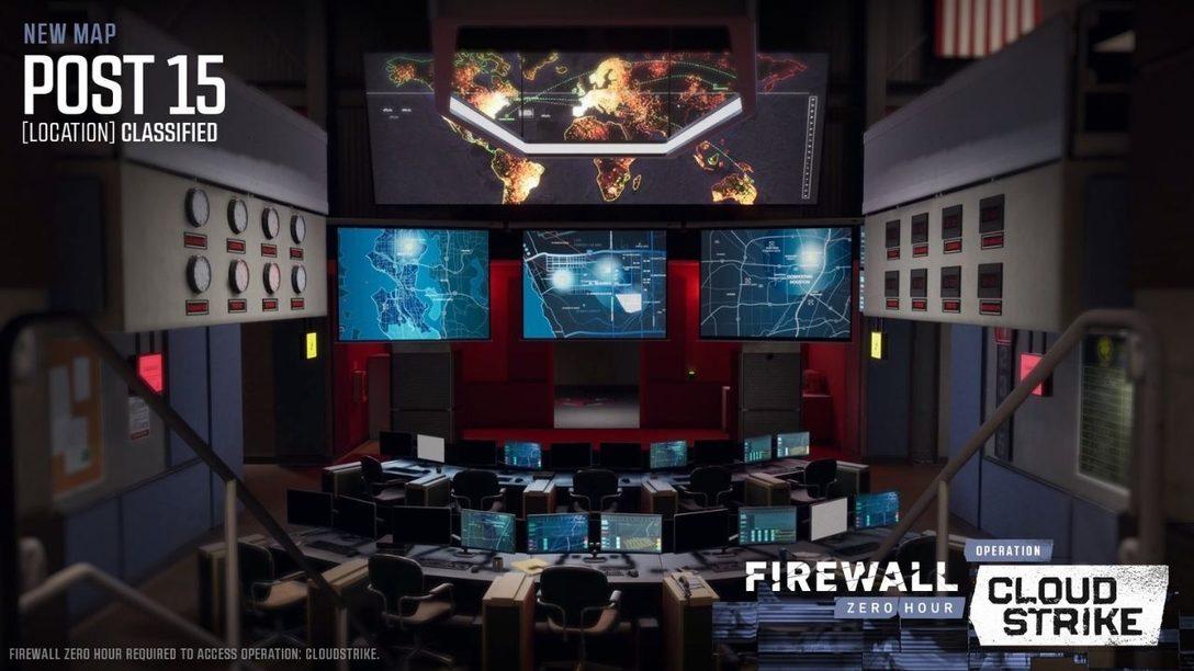 Firewall Zero Hour: вторая годовщина выхода игры и новый сезон с операцией Cloudstrike