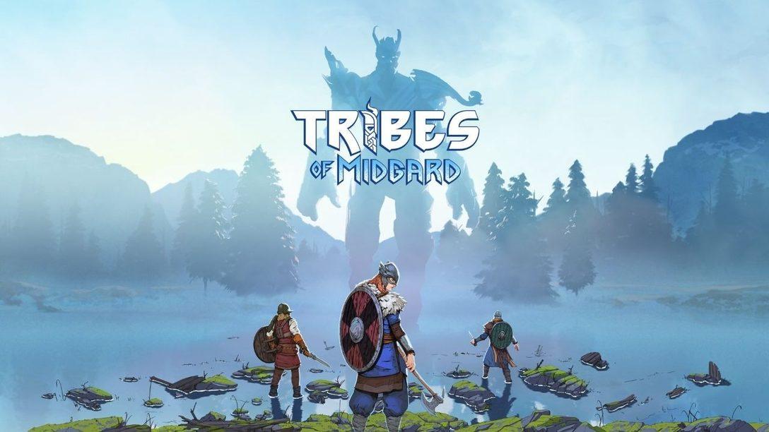 Предотвратите конец света в Tribes of Midgard
