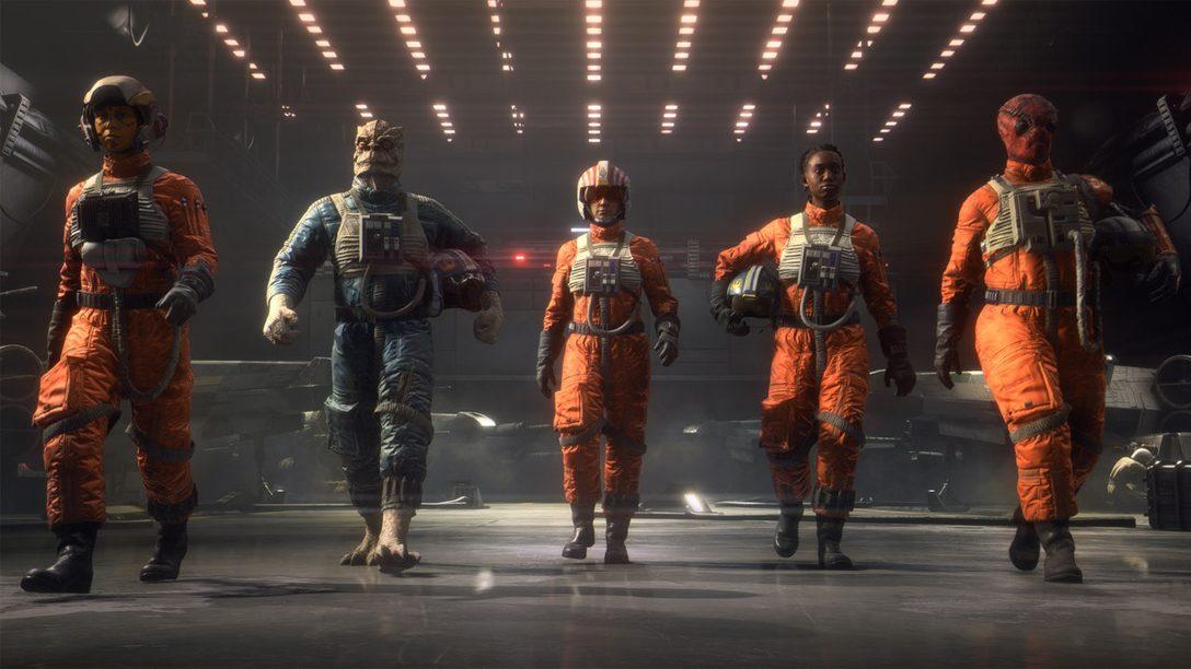 Пять советов для успешного старта в Star Wars: Squadrons