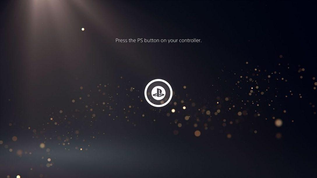 Первый взгляд на пользовательский интерфейс нового поколения в PS5