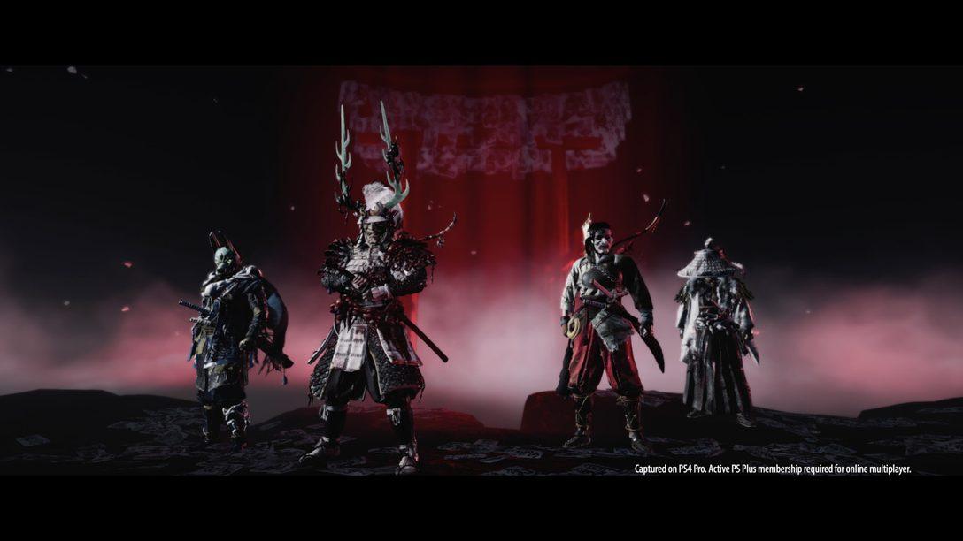 «Призрак Цусимы: Legends» и «Новая игра +» выходят 16 октября!